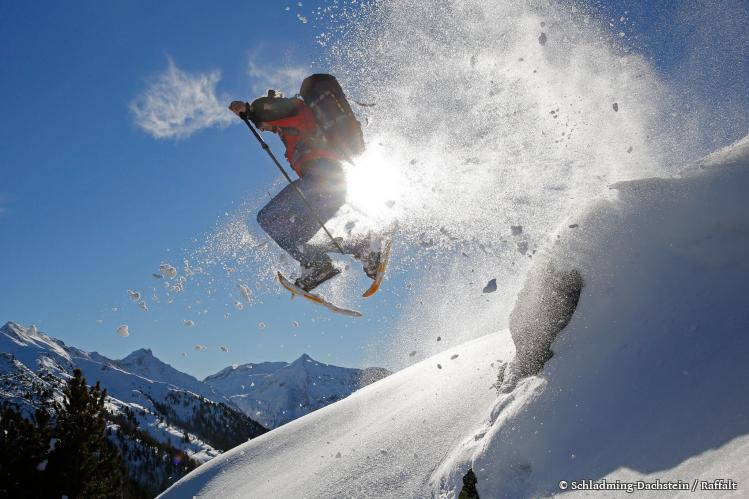 Winter active package skipass included