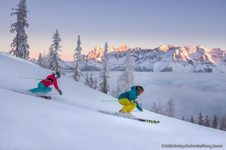 Package: Ski holiday including ski pass