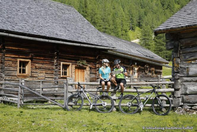 Biking in Schladming-Dachstein region